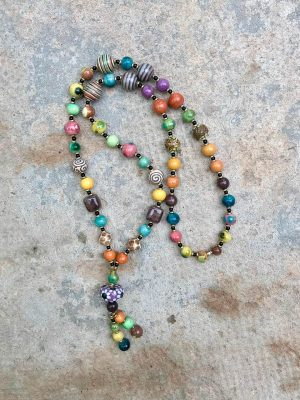 Ananke – Boho Necklace