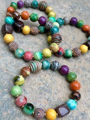 Ananke Earth Bracelet