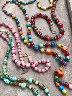 Claycult Clay Necklaces