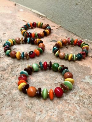 Arizona Desert Earth Clay Bracelet