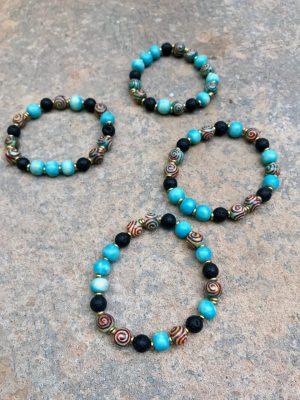 Malis Handmade Ceramic Bracelet